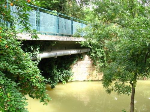 Pont sur la Save